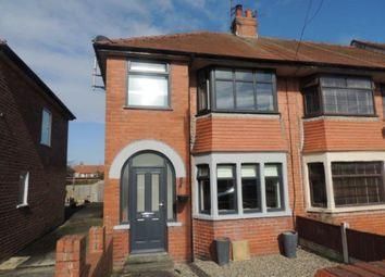 Thumbnail 3 bed semi-detached house for sale in Belgrave Place, Poulton-Le-Fylde