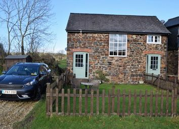 Thumbnail 2 bed cottage to rent in Exebridge, Dulverton