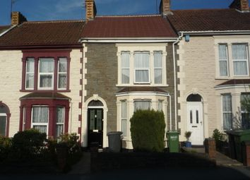 Thumbnail 3 bed terraced house to rent in Soundwell Road, Bristol