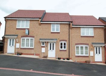 Thumbnail 2 bed terraced house for sale in Lamphouse Way, Wolstanton, Newcastle-Under-Lyme