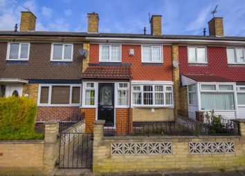 Thumbnail 3 bed terraced house for sale in Barholm Close, Netherfields, Middlesbrough