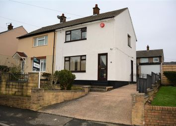 Thumbnail 2 bedroom semi-detached house for sale in Weymouth Avenue, Huddersfield