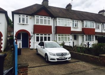 Thumbnail 3 bedroom semi-detached house to rent in Whytecliffe Road North, Purley