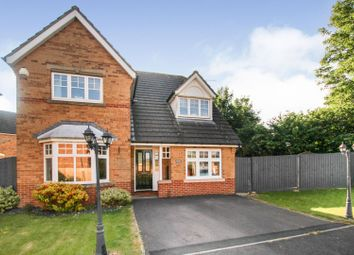 Thumbnail 4 bed detached house for sale in Emet Grove, Emersons Green