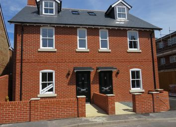 Thumbnail 2 bed flat for sale in Trinity Close, Trinity Lane, Wareham