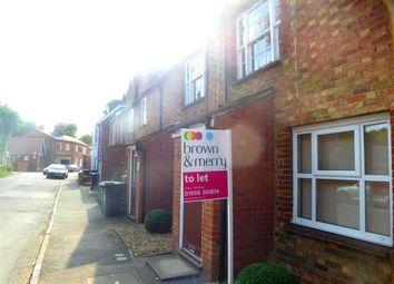 Thumbnail 2 bedroom maisonette to rent in Bedford Road, Aspley Guise, Milton Keynes