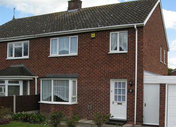 Thumbnail 3 bed semi-detached house to rent in Little Harlescott Lane, Harlescott, Shrewsbury