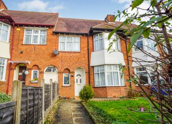 3 bed terraced house for sale in Broughton Crescent, Birmingham B31