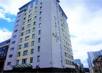 Thumbnail 1 bed flat for sale in 289 Bath Street, Glasgow