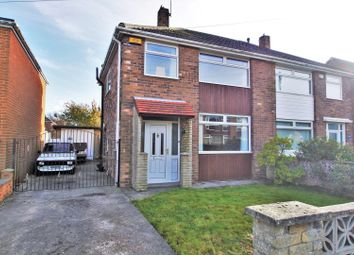 Thumbnail 2 bed semi-detached house for sale in Harvest Road, Wickersley, Rotherham