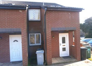 Thumbnail 2 bed terraced house to rent in St. Edwards Close, Macclesfield