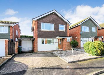 Thumbnail 3 bed detached house for sale in Hoods Farm Close, Bierton, Aylesbury