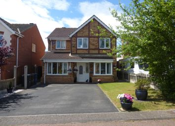 Thumbnail 4 bed detached house for sale in Broomcliffe Gardens, Shafton, Barnsley