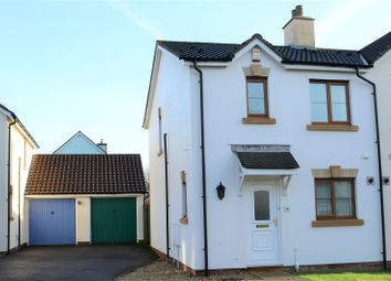3 bed detached house to rent in Cornflower Close, Willand, Cullompton, Devon EX15
