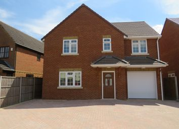 Thumbnail 4 bed detached house for sale in Upton Road, Slough
