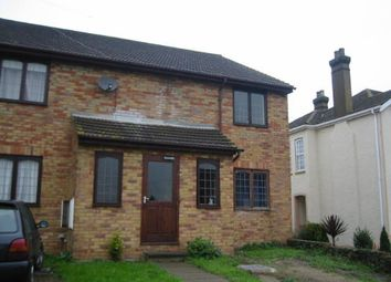 Thumbnail 1 bed flat to rent in Northumberland Road, Linford, Stanford-Le-Hope