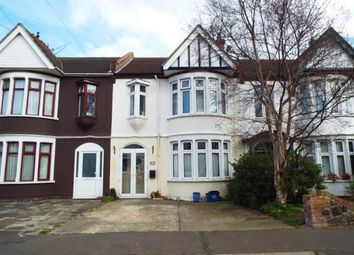 Thumbnail 4 bedroom terraced house for sale in Surbiton Road, Southend-On-Sea