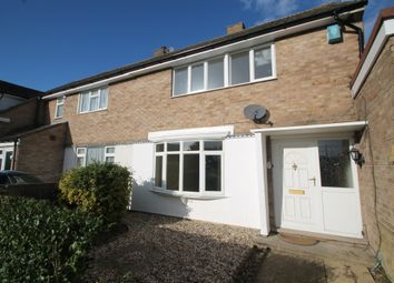 Thumbnail 3 bed terraced house to rent in Falkner Road, Sawston, Cambridge