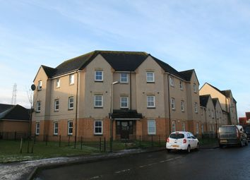 Thumbnail 2 bed flat for sale in Russell Road, Bathgate