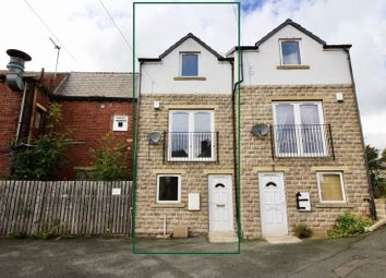 Thumbnail 2 bed semi-detached house to rent in Clough Lane, Paddock, Huddersfield