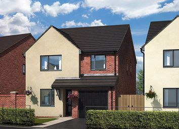 "Thumbnail 4 bedroom property for sale in ""The Ludlow At Central Park, Darlington"" at Haughton Road, Darlington"