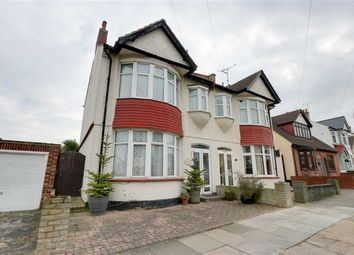 Thumbnail 4 bed semi-detached house for sale in Woodfield Park Drive, Leigh, Essex