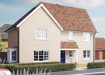 "Thumbnail 4 bed property for sale in ""The Lawford"" at Woodley Place, Elsenham, Bishop's Stortford"
