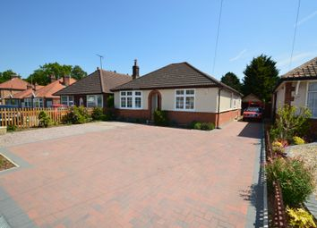 Thumbnail 3 bedroom detached bungalow for sale in Heath Road, Ipswich