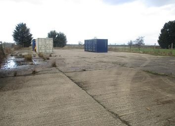 Thumbnail Land to let in Storage Yard, Rear Of Building 2, Twinwoods Business Park, Thurleigh Road, Milton Ernest, Bedford