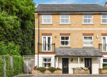 Thumbnail 4 bed town house for sale in Wells Close, South Croydon