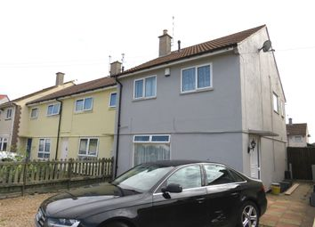 Thumbnail 3 bed town house for sale in Bedale Drive, Mowmacre Hill, Leicester