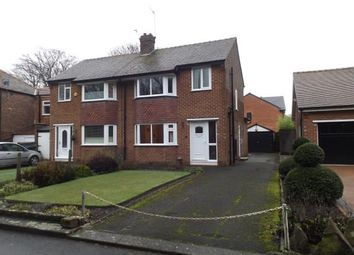 Thumbnail 3 bed semi-detached house for sale in Barlows Lane South, Hazel Grove, Stockport, Cheshire