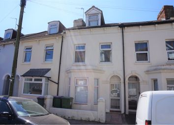 Thumbnail 3 bed terraced house for sale in Broadmead Road, Folkestone
