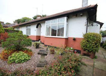 Thumbnail 3 bed semi-detached bungalow for sale in Fieldhead Avenue, Bamford, Rochdale