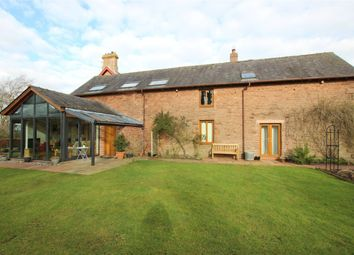 Thumbnail 4 bed barn conversion for sale in Orchard House, Wetheral Pasture, Carlisle, Cumbria