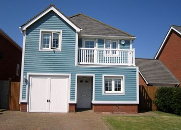 Thumbnail 4 bedroom detached house to rent in Carp Close, Larkfield, Aylesford