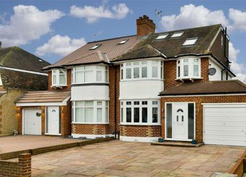 Thumbnail 4 bed semi-detached house for sale in Oakland Way, Epsom, Surrey