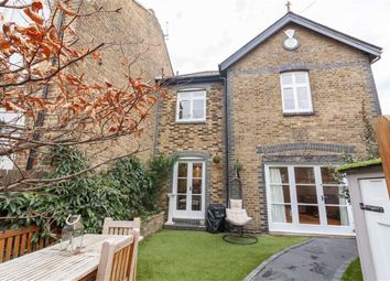 Thumbnail 2 bed end terrace house for sale in Meon Road, London
