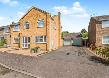 Thumbnail 4 bed detached house for sale in Mere Close, Ramsey Mereside, Huntingdon