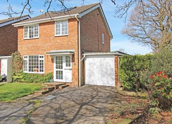 Thumbnail 3 bed link-detached house for sale in Stanford Rise, Sway, Lymington