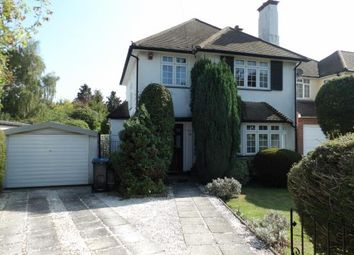 Thumbnail 3 bed detached house for sale in Featherbed Lane, Selsdon, South Croydon, Surrey