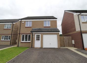 Thumbnail 3 bed detached house for sale in Hallhill Crescent, Johnstone