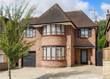 Thumbnail 5 bed detached house for sale in Connaught Drive, Finchley, London
