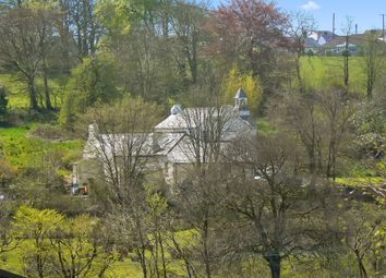 Thumbnail 7 bed detached house for sale in The Old Rectory, Ashwater, Beaworthy