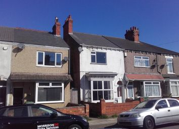 Thumbnail 3 bed end terrace house for sale in Patrick Street, Grimsby
