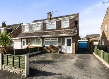 Thumbnail 3 bed semi-detached house for sale in Farmstead Way, Great Sutton, Ellesmere Port