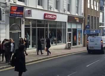 Thumbnail Retail premises to let in 130 Queens Road, Brighton, East Sussex
