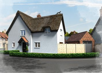 Thumbnail 3 bed cottage for sale in Fox Cottage, Plot 37, Hill Place, Brington, Huntingdon