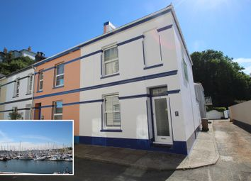 Thumbnail 2 bed end terrace house for sale in Clovelly View, Turnchapel, Plymouth, Devon