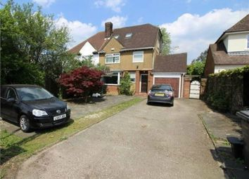 Thumbnail 4 bed semi-detached house for sale in Furzehill Road, Borehamwood, Hertfordshire